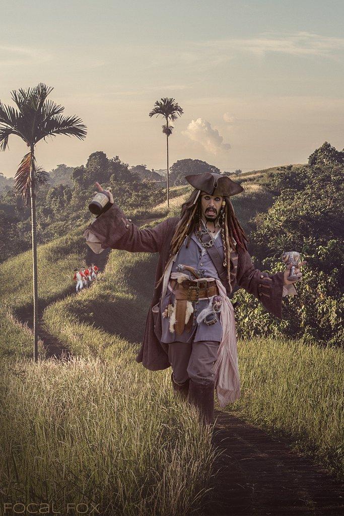 Jack Sparrow Mai 2017
